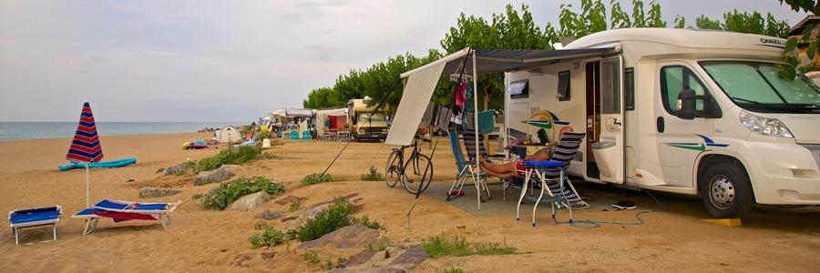 Camping Bon Repos playa