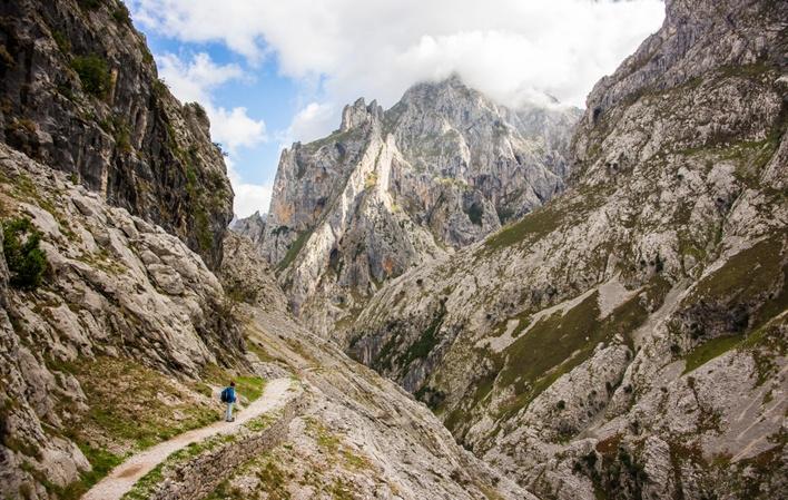 Ruta del cares asturias picos de europa