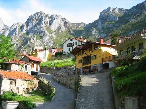 arena de cabrales asturias camping