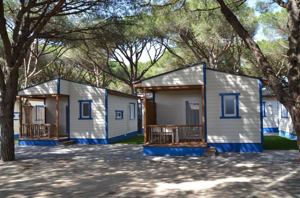 bungalows nature camping caños de meca