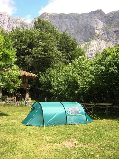 camping fuente de