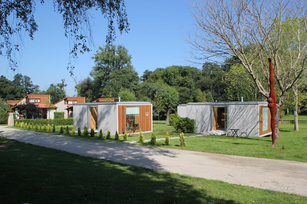 bungalows camping los manzanos