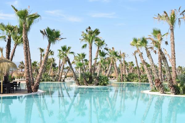 Alannia Guardamar piscina Camping Marjal
