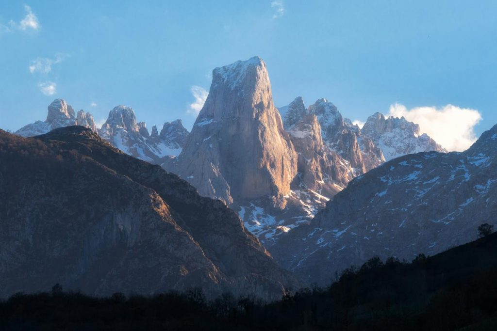 Picos de europa pico urriellu