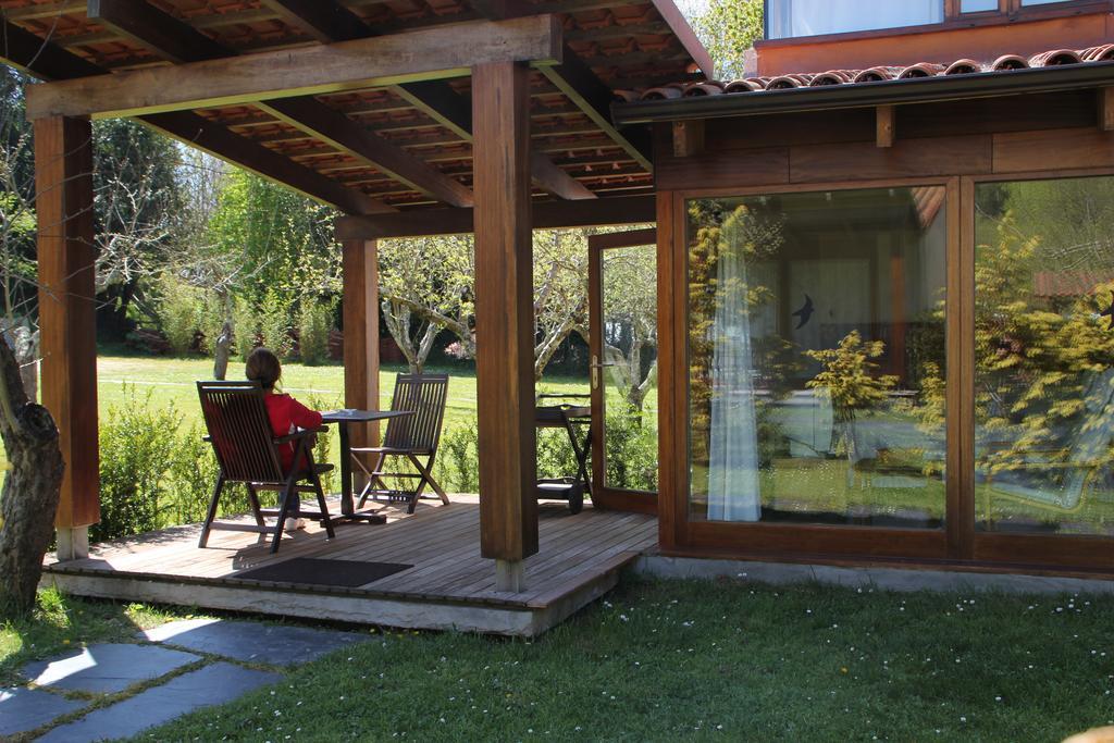 porche bungalow camping los manzanos
