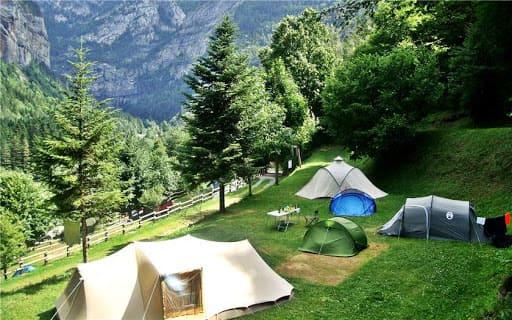 camping valle de bujaruelo Ordesa y Monte perdido