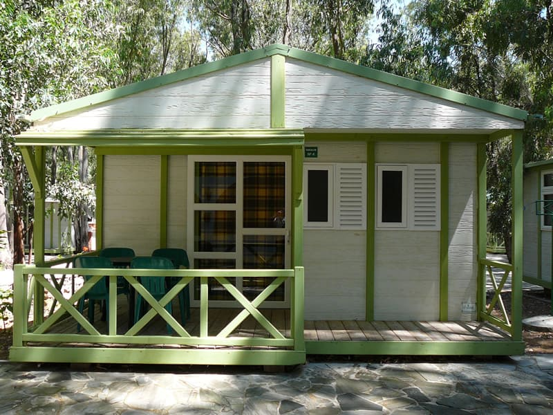 camping los eucaliptos bungalow