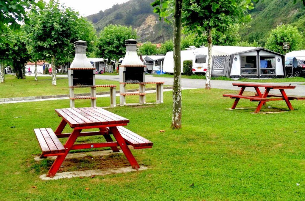 camping orio kampina pais vasco