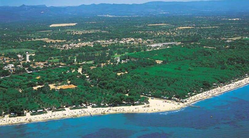 playa montroig camping resort en la playa