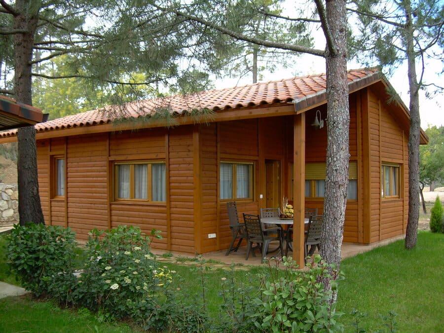 camping bungalow canto de la gallina