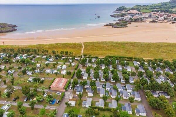 camping playa joyel cantabria