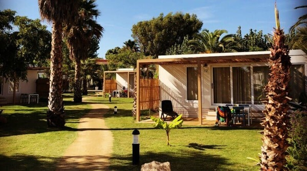 Camping Alannia Els Prats tarragona
