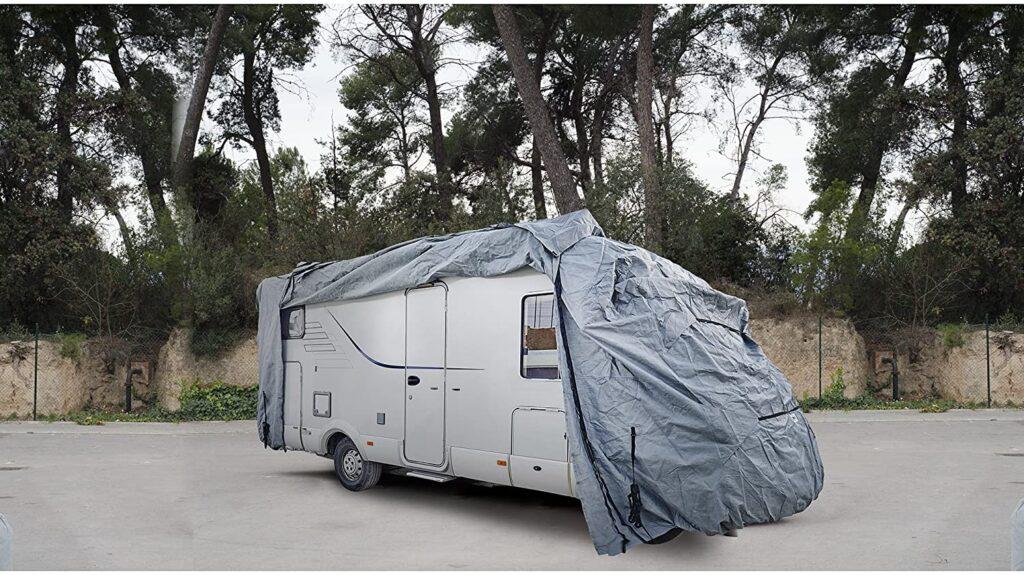 SUMEX COVDH65 Funda Protectora Premium Cubre Autocaravana