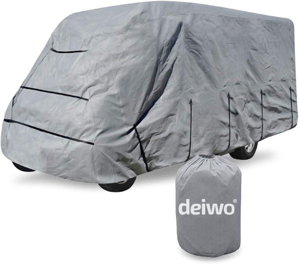 deiwo Funda protectora para autocaravana