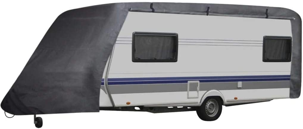 vidaXL Cubierta Protectora de Caravana